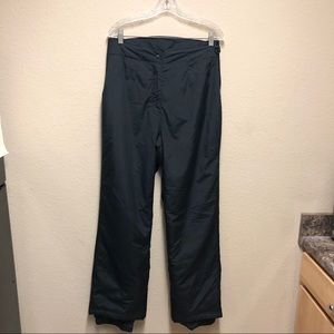 [Obermeyer] Snowboard/Ski Black Pants- Size 12